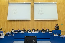 First CPI-MC Mayoral Conference held in UN Headquarters, Vienna. Click    here    for full report