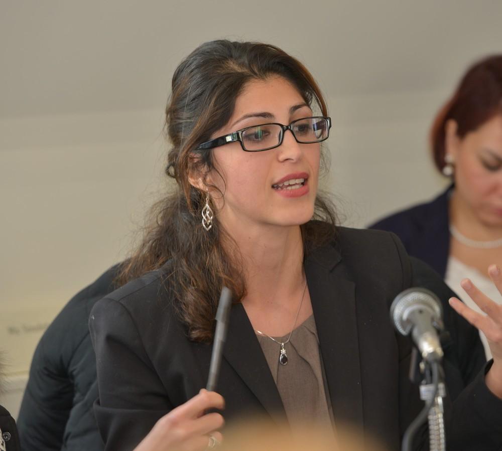 Ms. Bahareh Seyedi, Policy Specialist UNDP