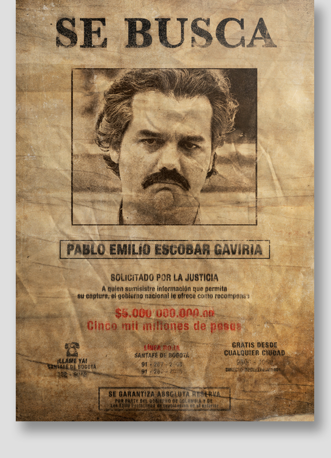 Wanted Poster Creative