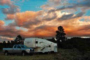 Solar power kits for weekend boon docking and full-time RVing.