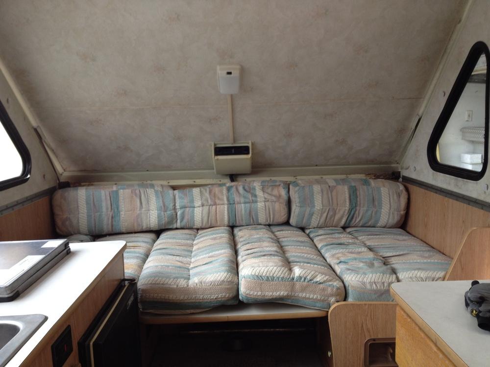 Original Dinette Bed