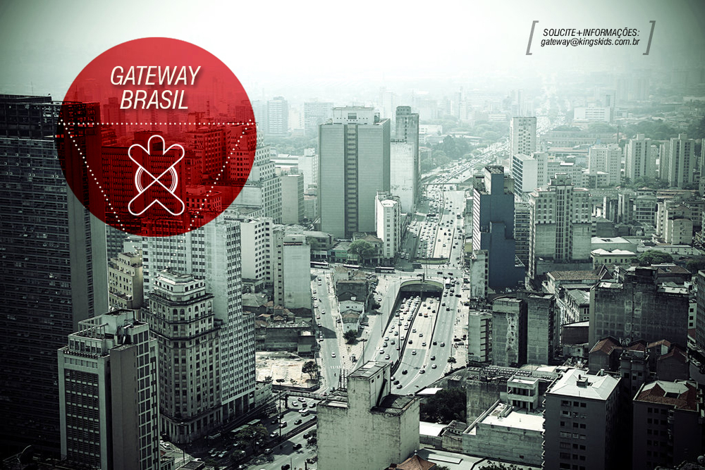 GATEWAY Brasil é parte da família global de ministérios da JOCUM - KKI