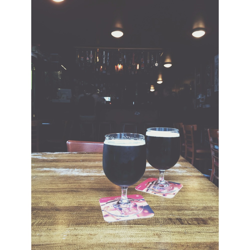 There's a right time and a right bar for every occasion. We prefer a more cozy atmosphere which is why  The Sycamore  is our go-to place to grab a nice sour ale. This corner pub is a cozy spot with the community feel we love.