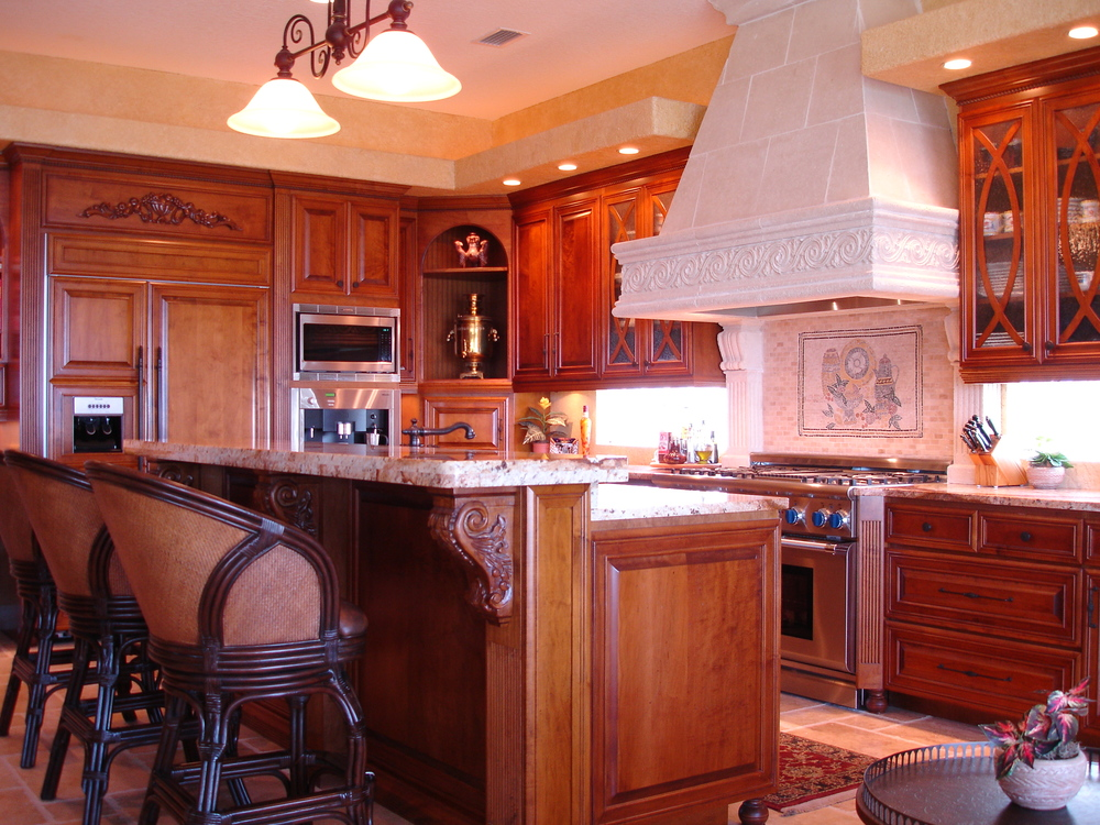 Kitchens Cabinet Designs Of Central Fl Custom Kitchen