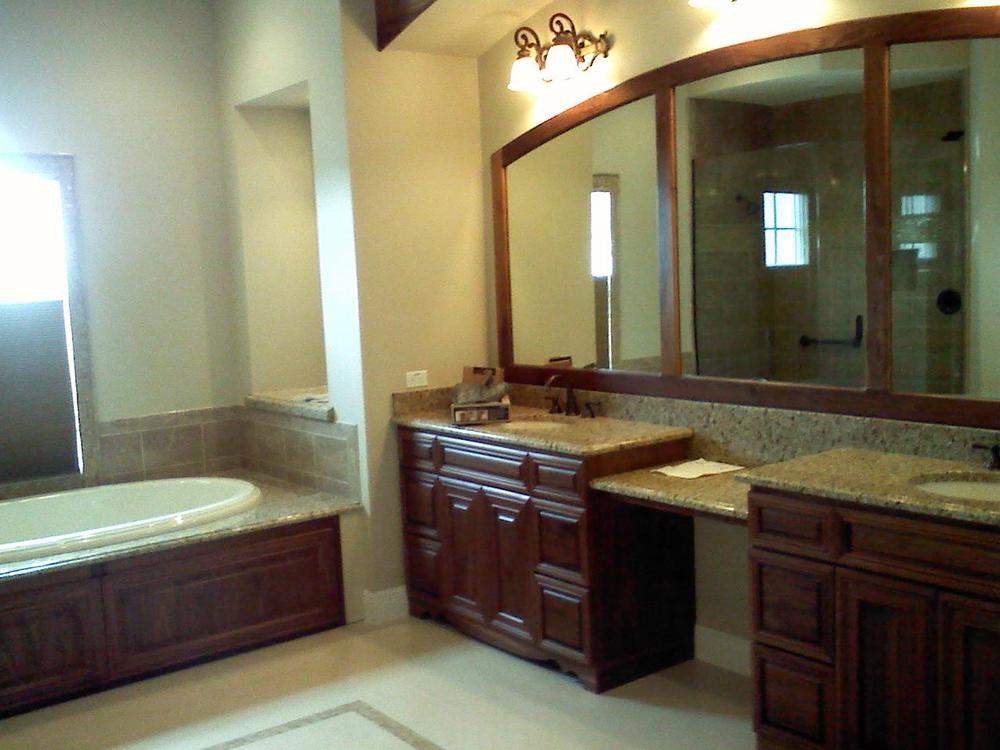 Bathrooms — Cabinet Designs of Central Florida on master bath remodeling, master status, master spas, master bedrooms, master bath sinks,