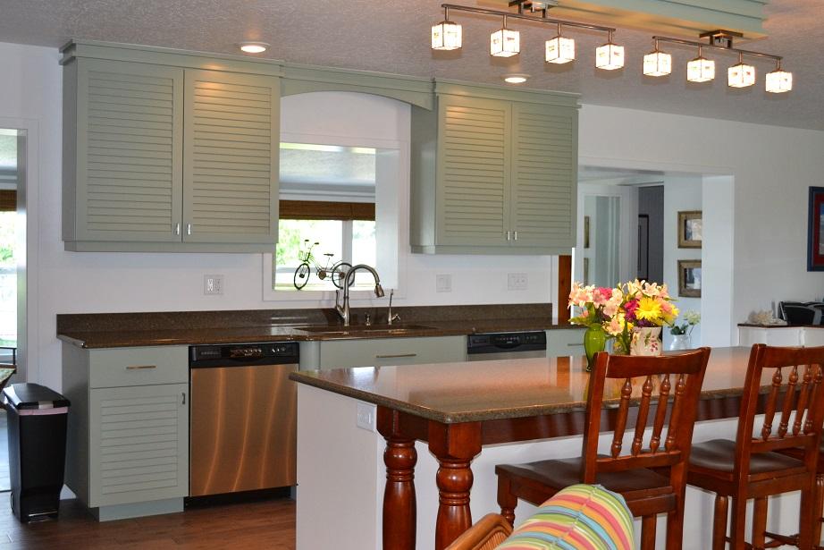 Bohemian Key West Style Kitchen Remodel Cabinet Designs