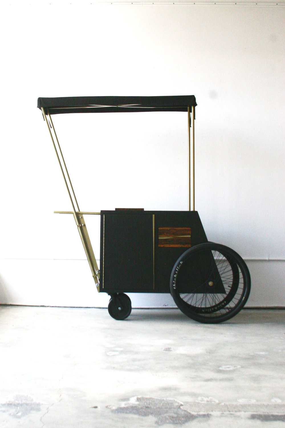 Wylde Flower Cart