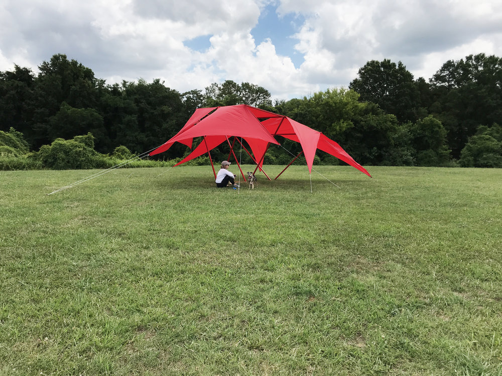 Kite Pavilion