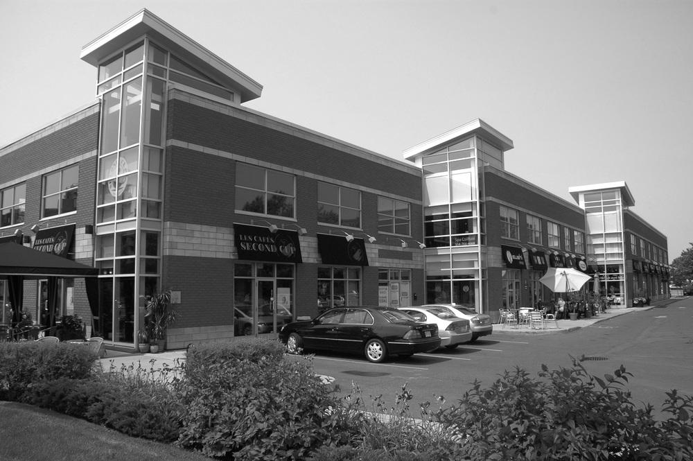 7 Place du Commerce:  Development Commerciaux, Ile des Soeurs, Quebec