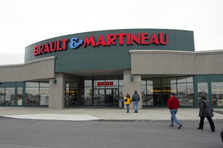 Brault & Martineau: 8 Projects/Projets