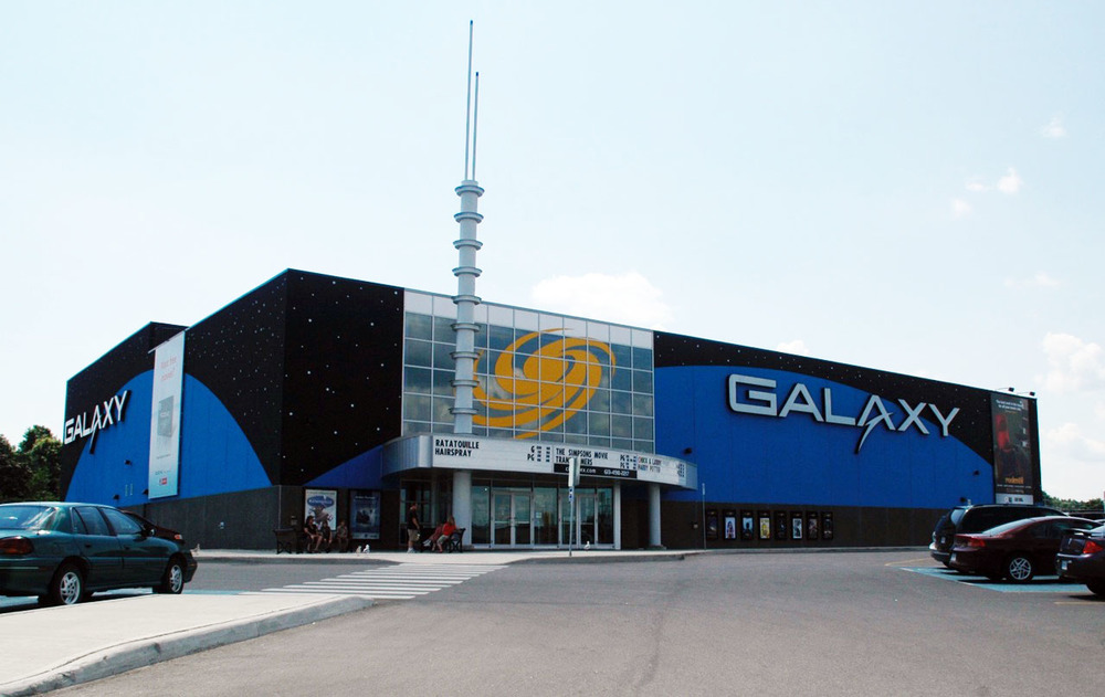 Galaxy Theatres: 4 Projects/Projets