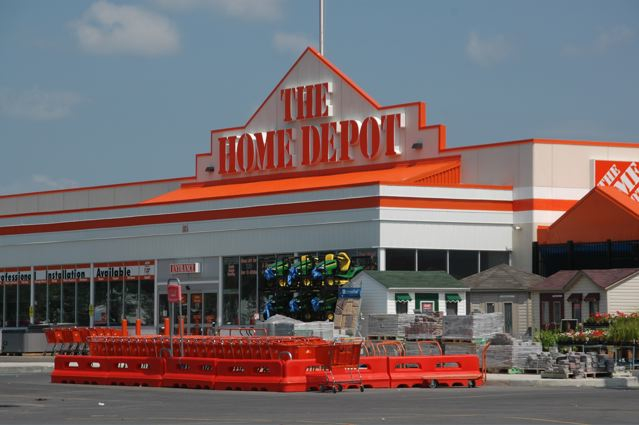 Home Depot: 5 Projects/Projets