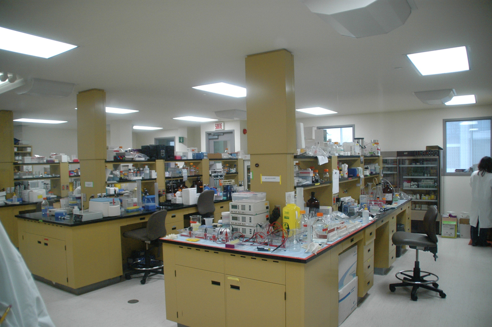 laboratory construction