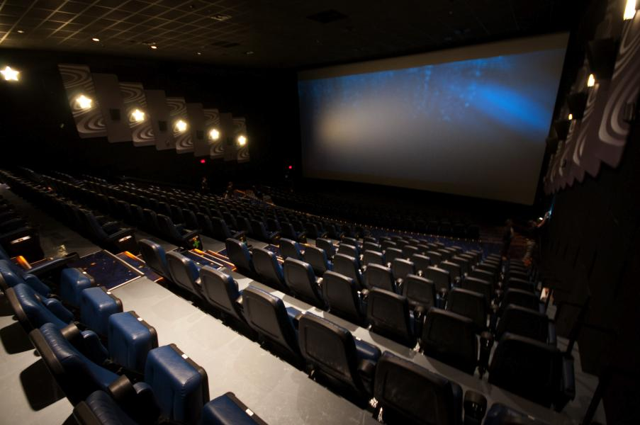 AVX Theatre Conversion