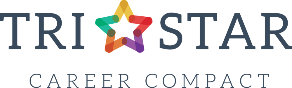 Tri Star Career Compact Logo