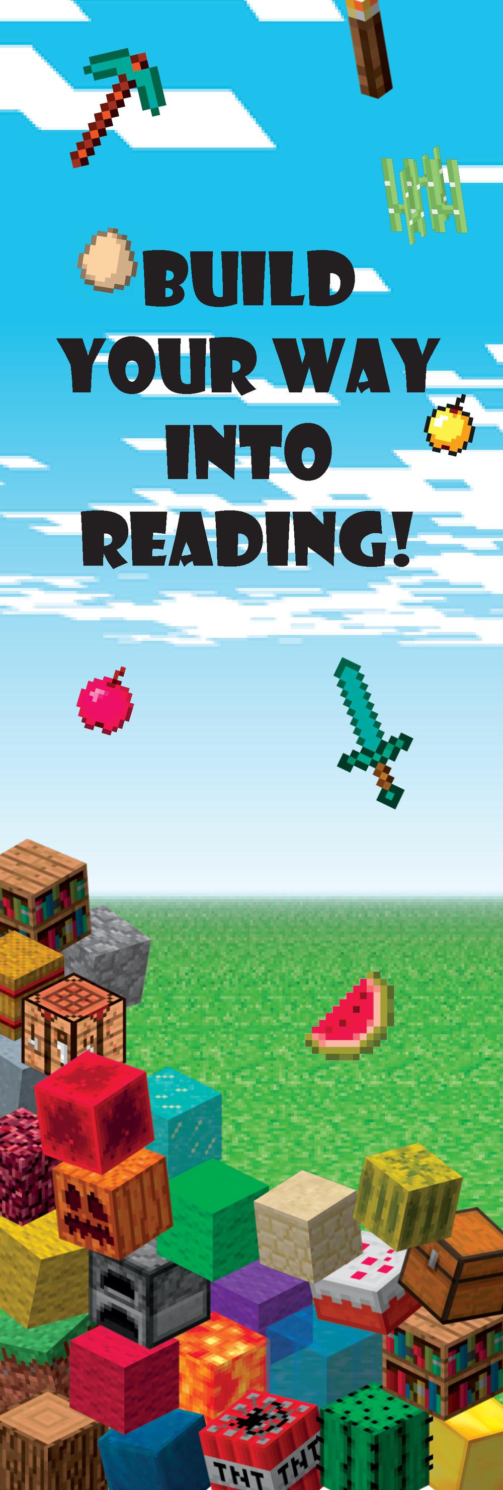 MineCraft Bookmark
