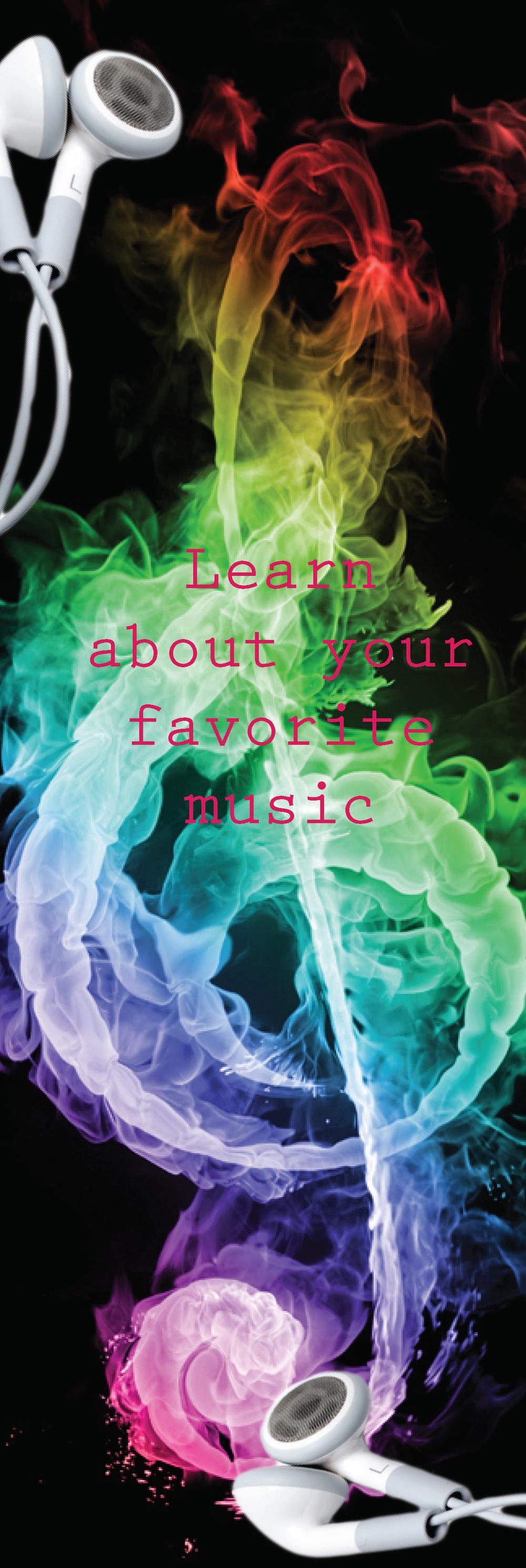 Music Bookmark