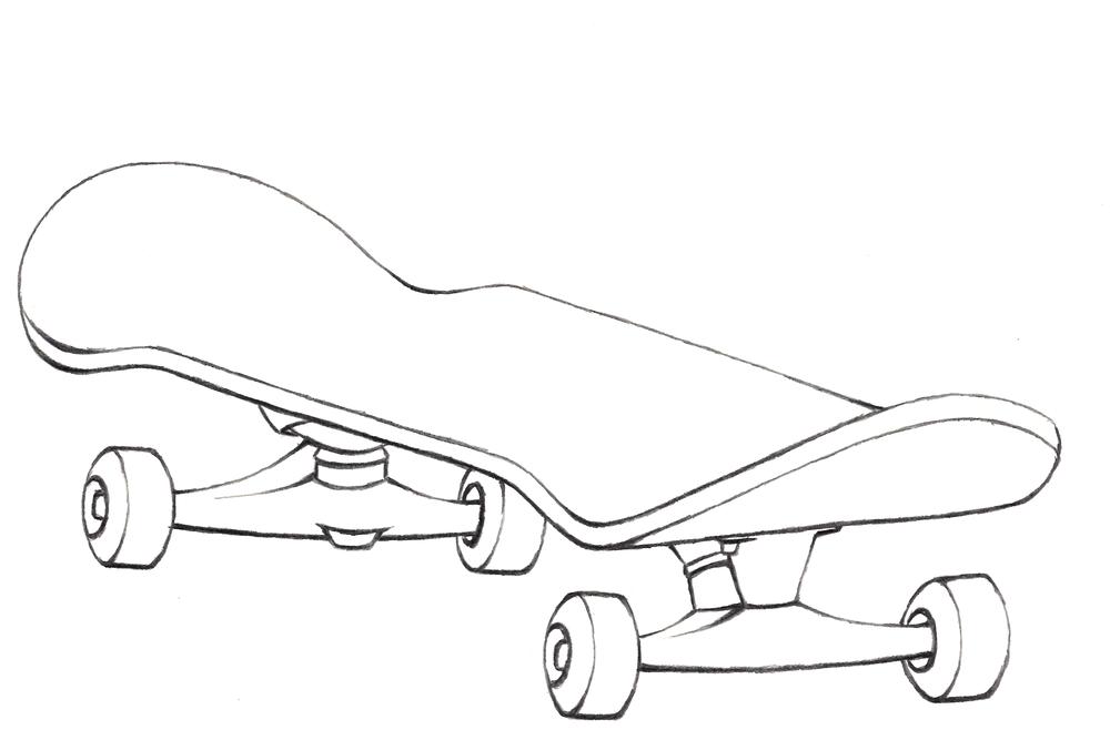 Skateboard Contour Line.png