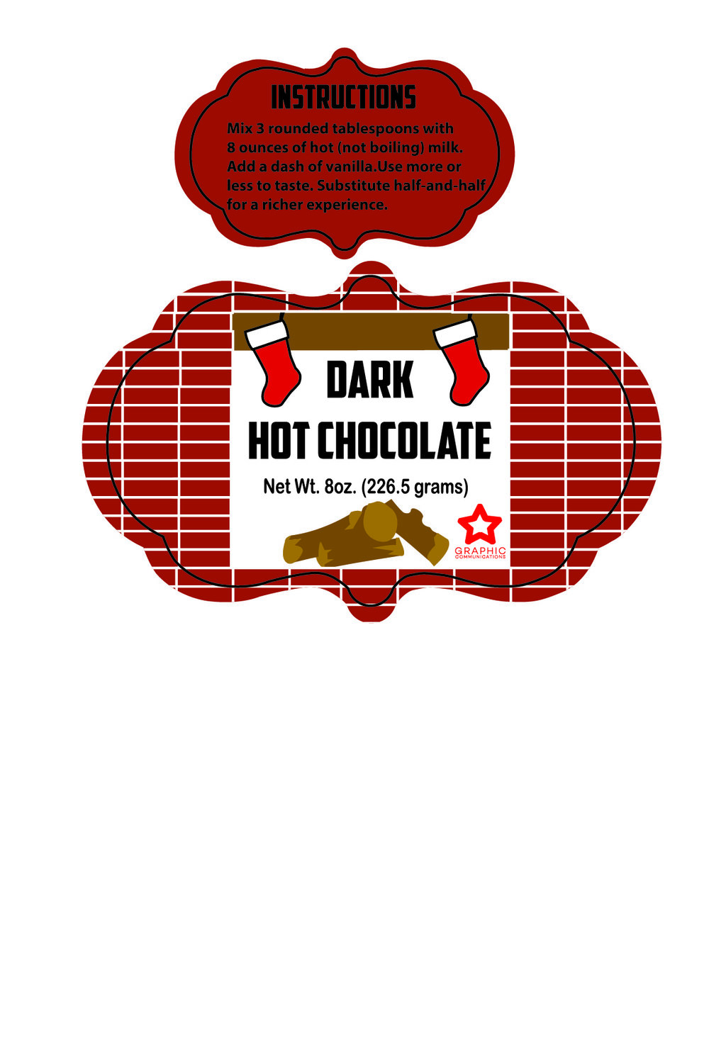 Dark Hot Chocolate Label_Champagne-01.jpg