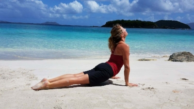 Urdhva Mukha Svanasana – Upward Facing Dog