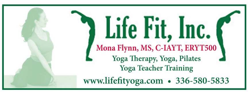 Newsletter — Life Fit Yoga