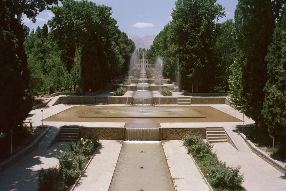 Bagh-e Shahzadeh. Mahan, Kerman province, Iran. 1895. M. Ghadiri.