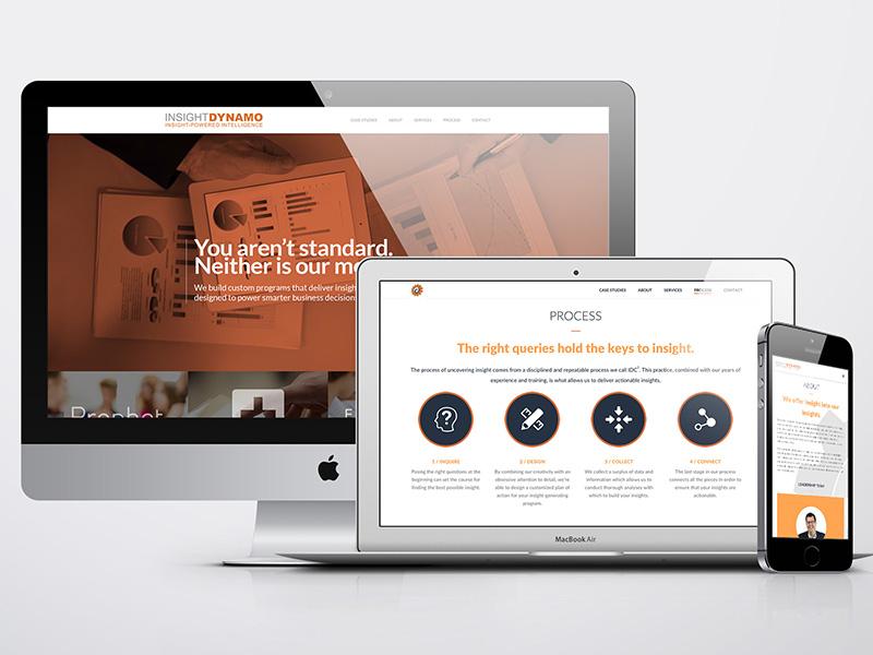 InsightDynamo | Web Design