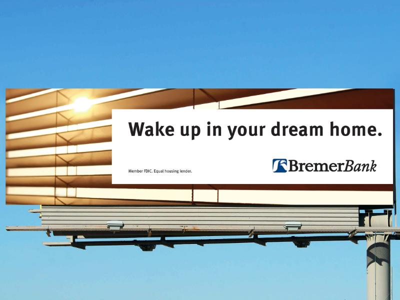 Bremer Bank | Brand Campaign
