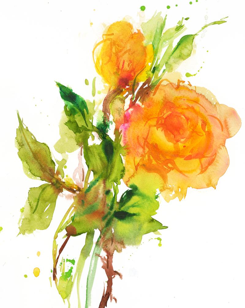 Floral Martha Collins Studio