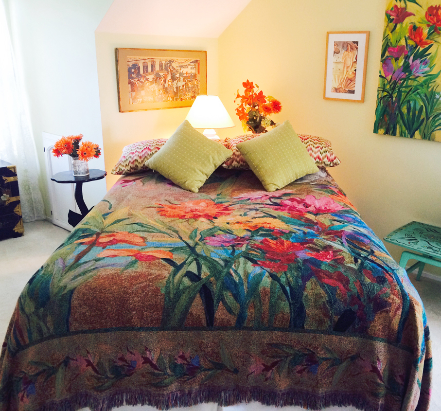 Tapestry Bedspread