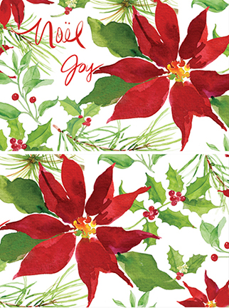 Poinsettias, Pines & Berries Rugs.jpg