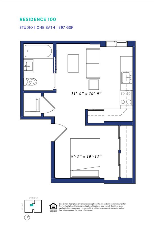 Residence 101