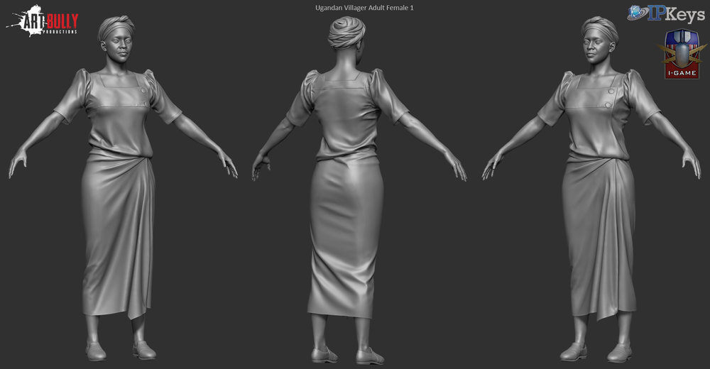 Ugandan_Villager_Adult_Female_Sculpt1.jpg