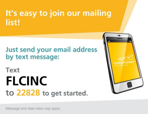 FLCINC Text to Join