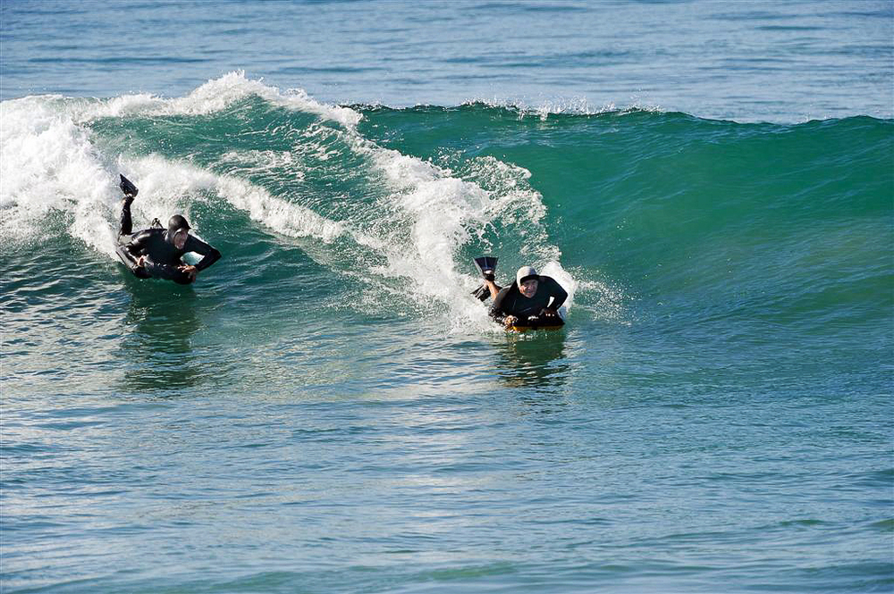 Party Wave with Dave Dubois  Photo: Lance Smith