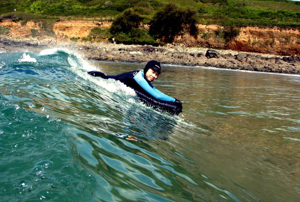 Kana Wraith @ Polly by Ian Wraith surfmat surf mat.jpg