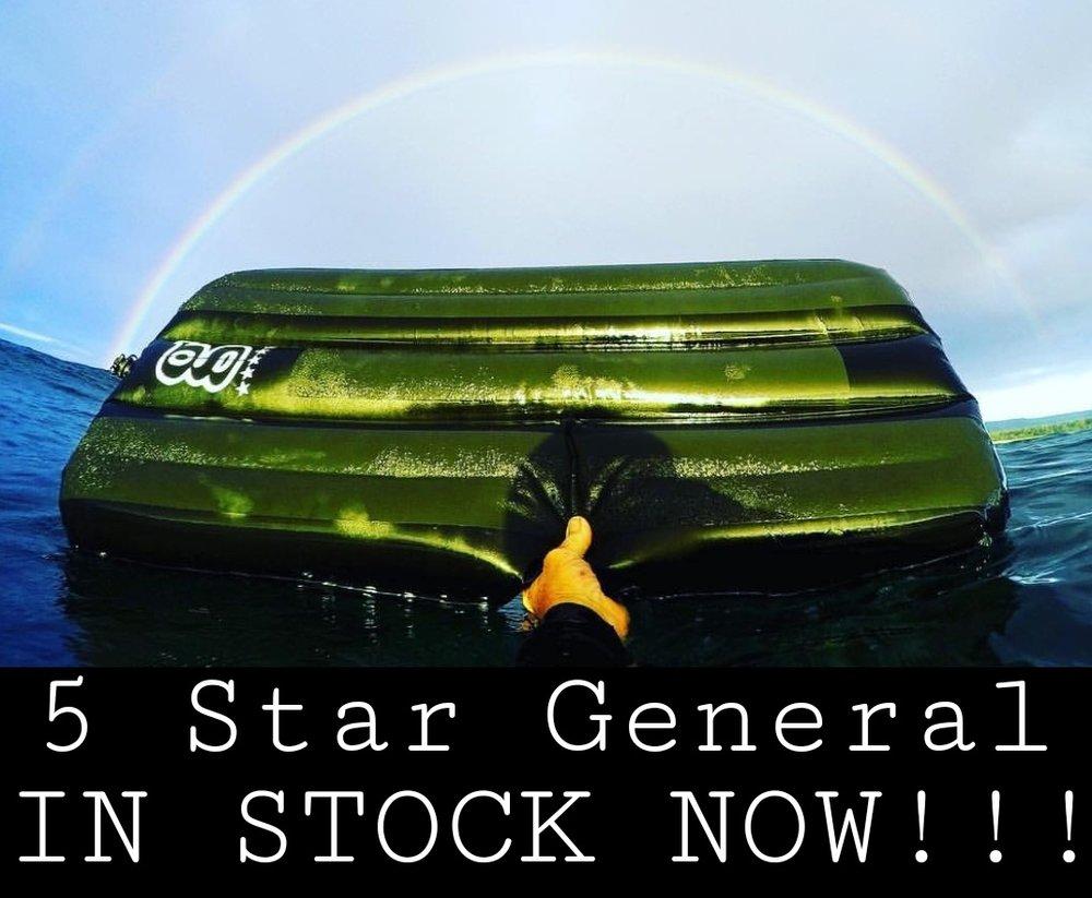 G-Mat 5 Star General