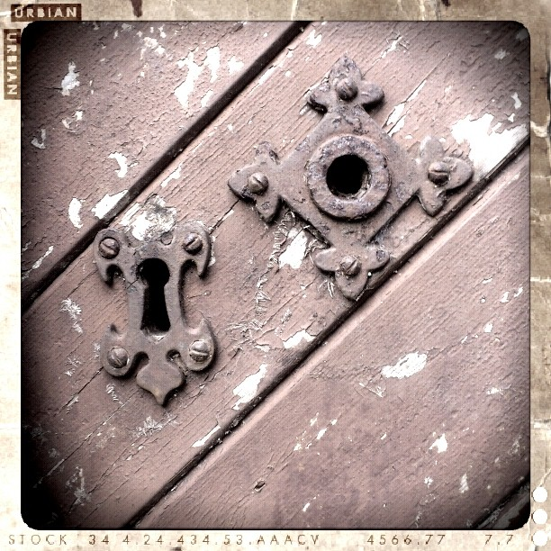 Gothic Iron mongery