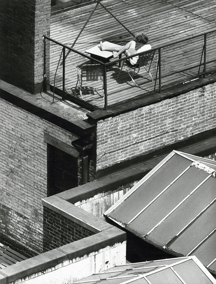 Andre Kertesz On Reading Curatorial Assistance
