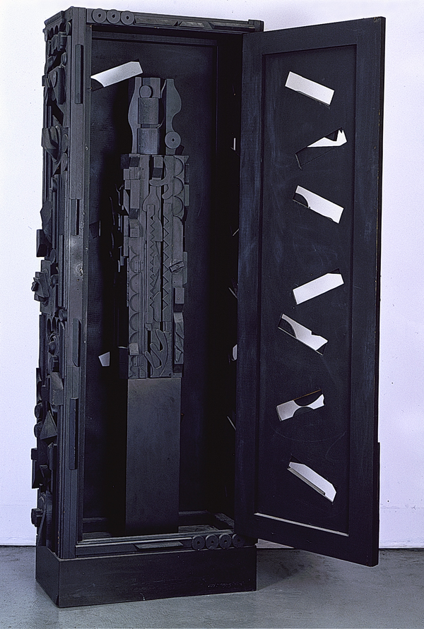 Louise Nevelson, Dream House 35