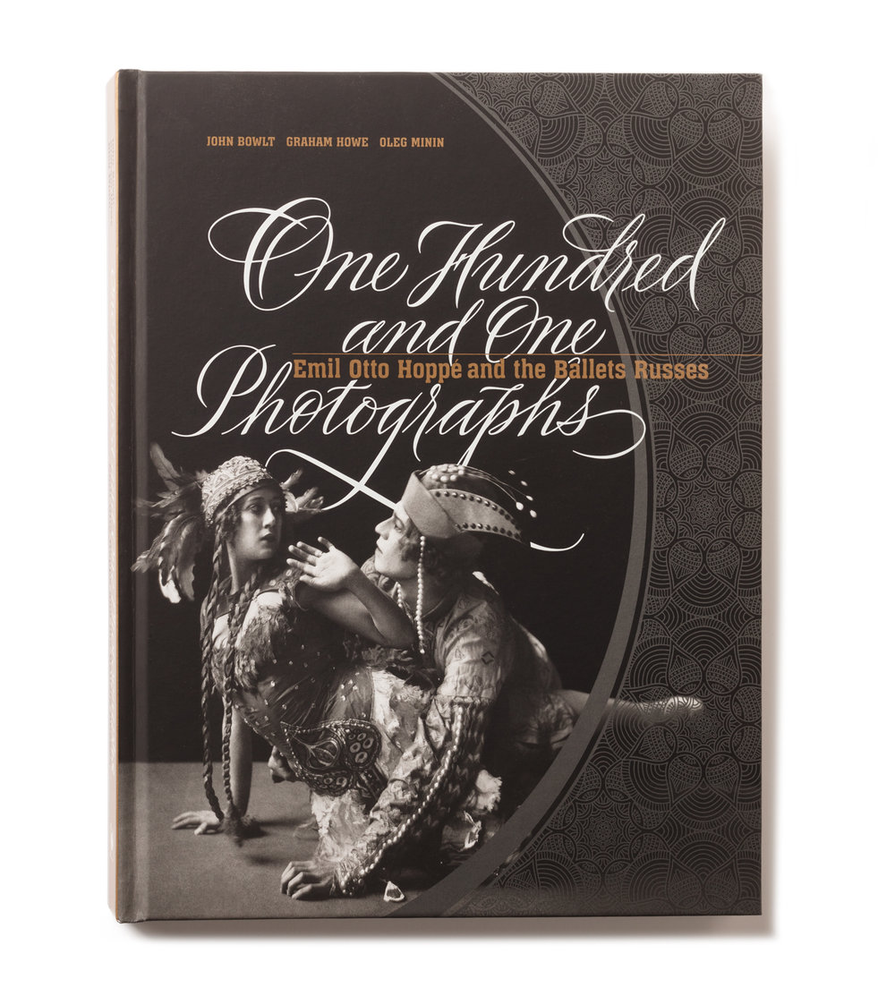 One Hundred Photographs: E.O. Hoppé and the Ballets Russses