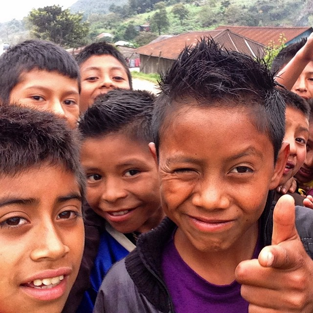 The Orthodox youth of Aguacate, Guatemala. #LoveMissions #LiveOrthodoxy