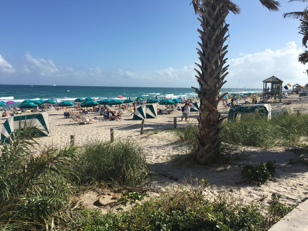 Deerfield Beach in Boca Raton, FL