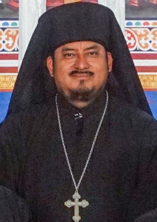 Rt. Rev. Archimandrite Evangelios
