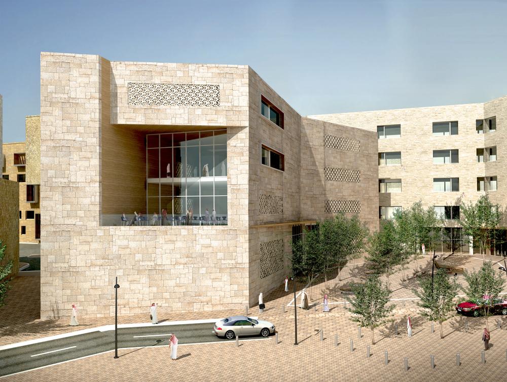 Kuwait University Faculty Housing_03.jpg