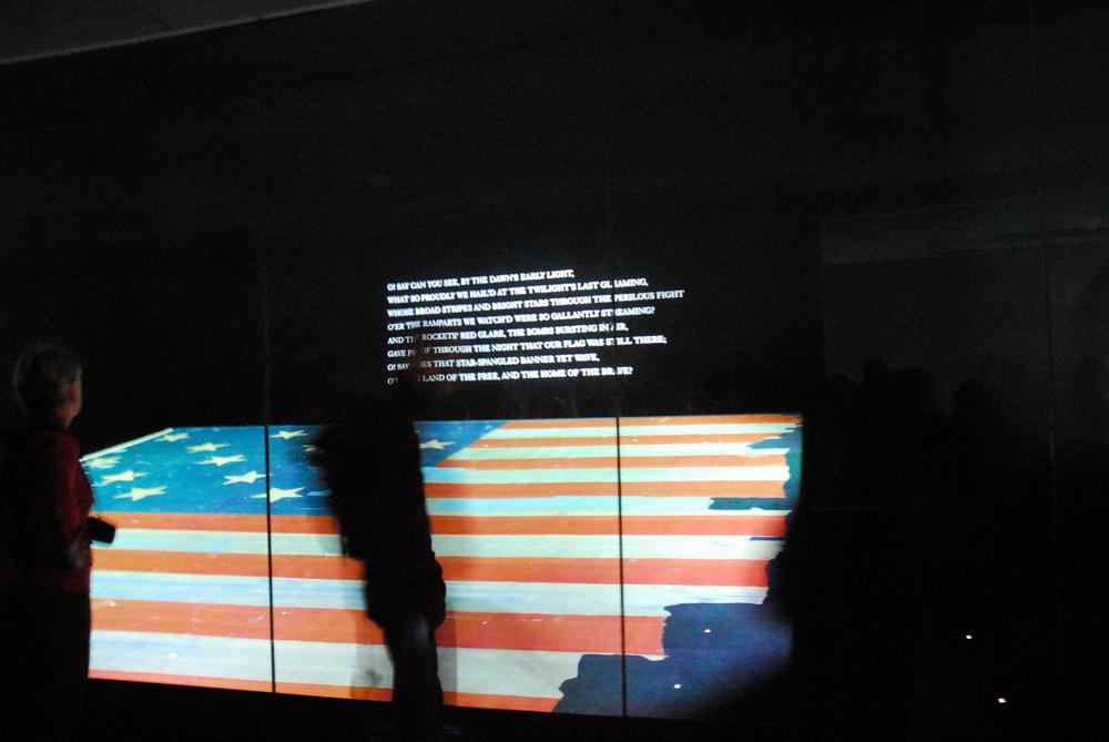 Flag Chamber interior - image credit: Anthony Fieldman