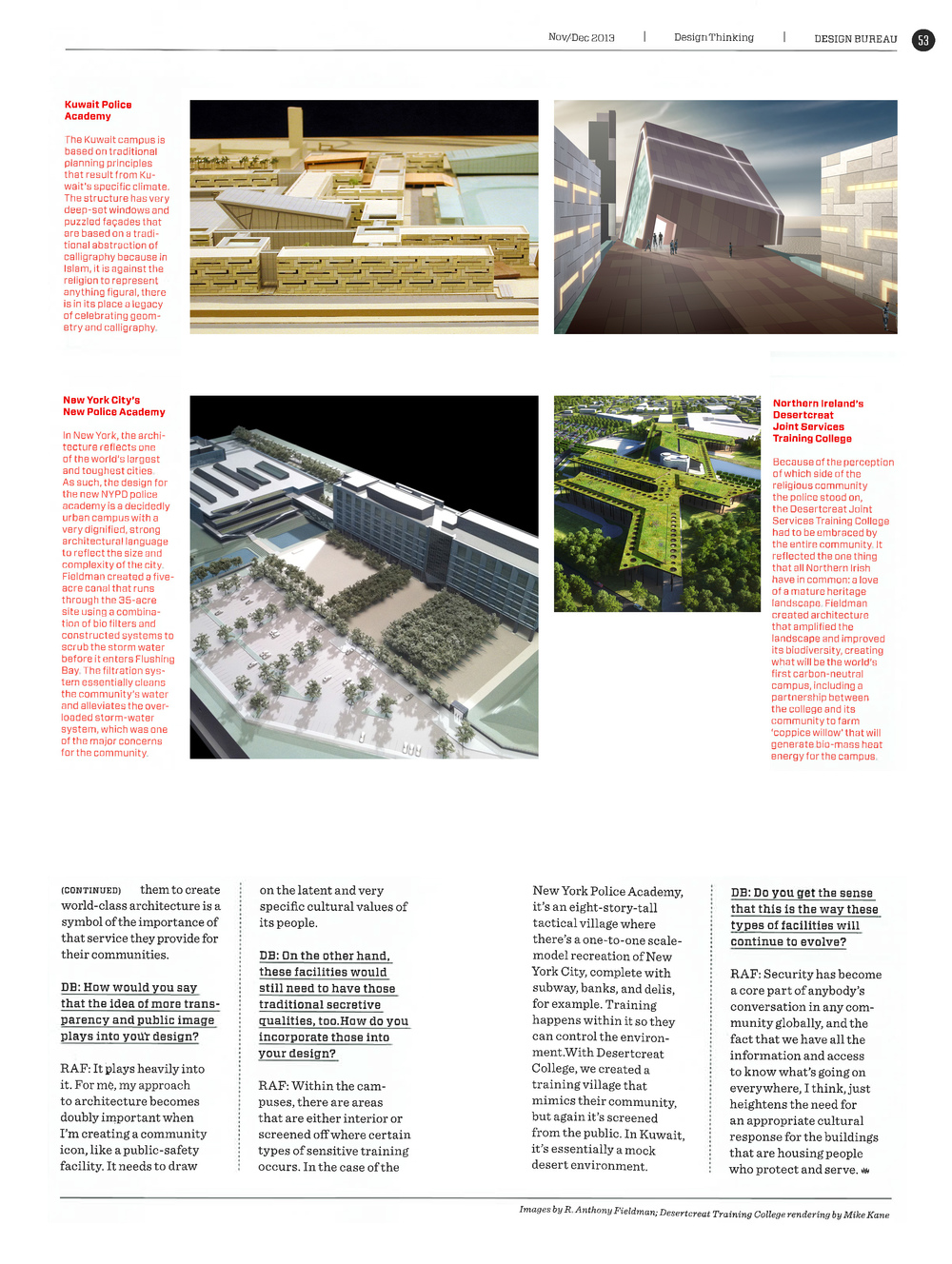 Article design bureau raft architects for Article bureau