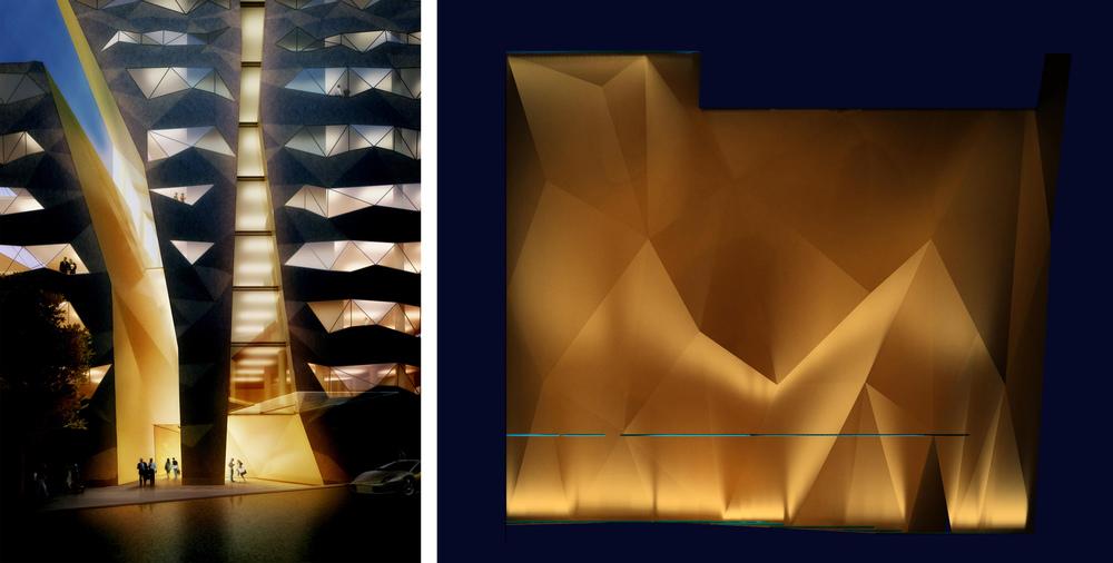Canyon Lighting Analysis.Image credit:Bartenbach Lichtlabor