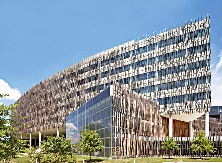 US CENSUS BUREAU HEADQUARTERS Skidmore, Owings & Merrill - Architect of Record