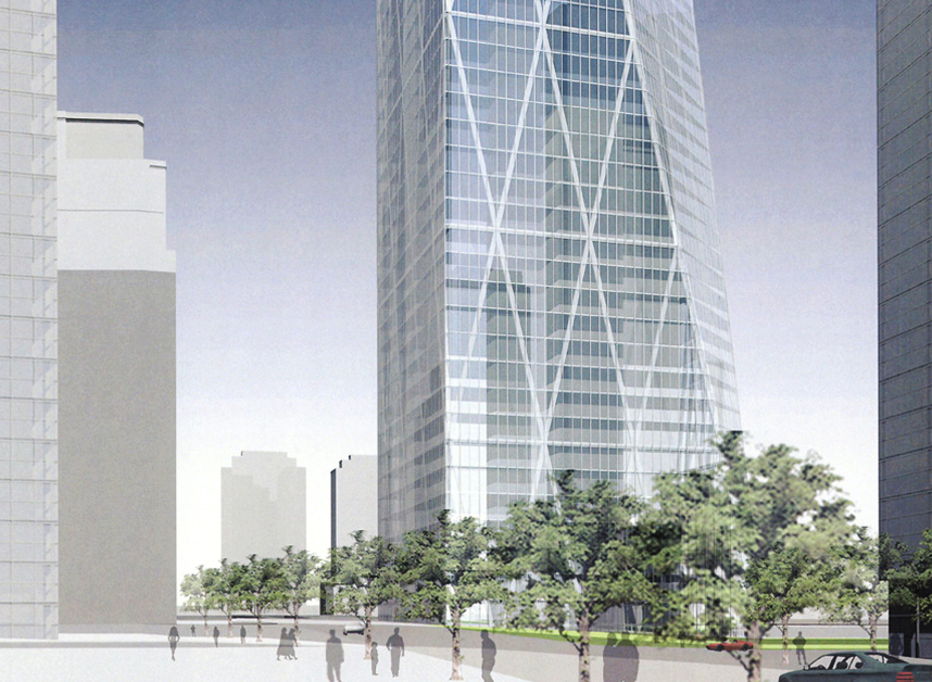 EAST RIVER DEVELOPMENT Skidmore, Owings & Merrill - Architect of Record